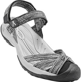 Keen W's Bali Strap Sandals Neutral Gray/Black